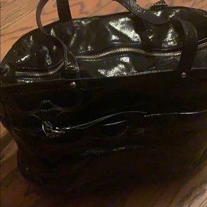 Coach purse diaper bag